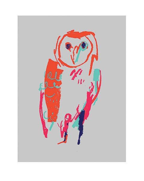 Neon Owl II