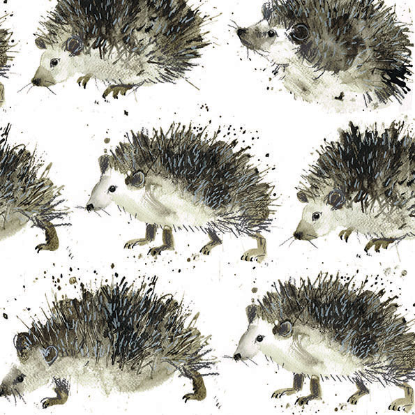 March of the Hedgehogs