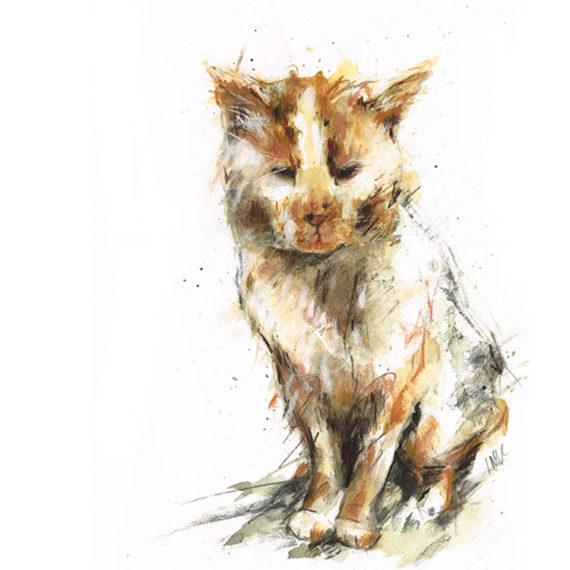 Spike cat laura mckendry