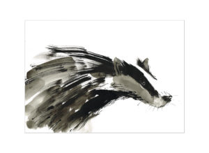 badger print laura mckendry